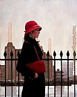 Jack Vettriano Just Another Day painting