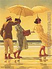 Jack Vettriano Picnic Party painting