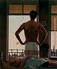 Jack Vettriano The Remains of Love painting