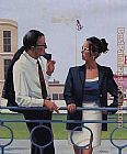 Jack Vettriano The Smooth Operator painting