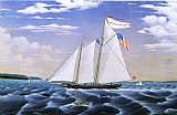 James Bard Lewis R. Mackey painting