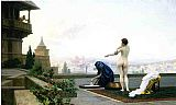 Jean-Leon Gerome Bathsheba painting
