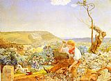 John Brett The Stonebreaker painting