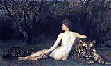 john collier Paintings - Circe