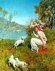 John Collier Spring painting