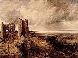John Constable Hadleigh Castle painting