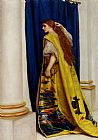 John Everett Millais Esther painting