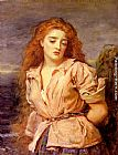John Everett Millais The Matyr of the Solway painting