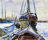 Venice paintings - Venice by John Singer Sargent