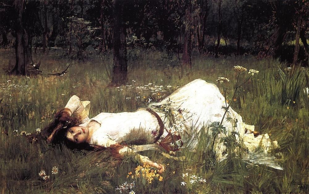 John William Waterhouse Ophelia