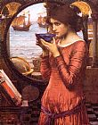 John William Waterhouse Destiny 1900 painting