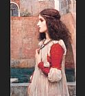John William Waterhouse Juliet painting