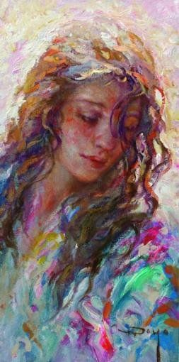 Jose Royo LA BLUSA DE COLOR