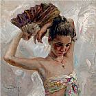 Jose Royo MOVIMIENTO painting