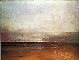 Joseph Mallord William Turner Rocky Bay with Figures 1 painting