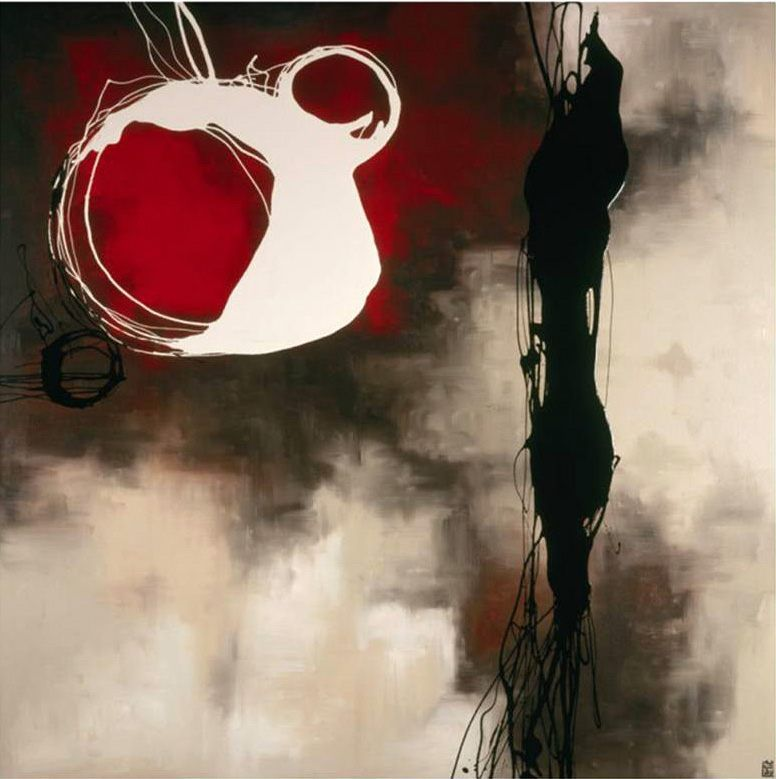 Laurie Maitland Resonance in Red