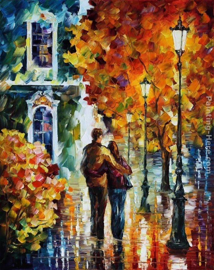 Leonid Afremov AFTER THE DATE