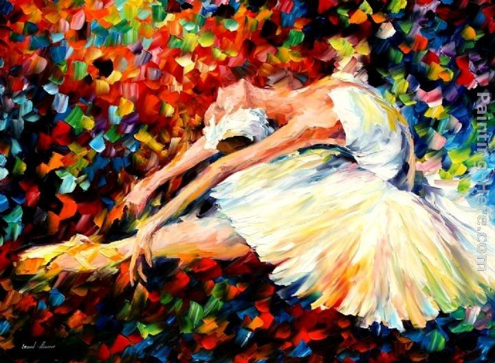 Leonid Afremov THRILL