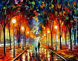 Leonid Afremov FRIENDSHIP painting