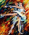 Leonid Afremov ROMEO AND JULIET painting