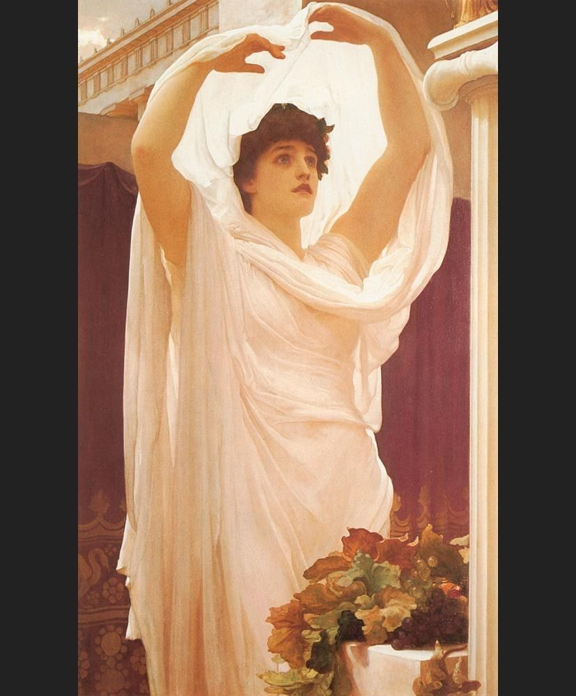 Lord Frederick Leighton Invocation