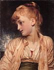 Lord Frederick Leighton Gulnihal painting
