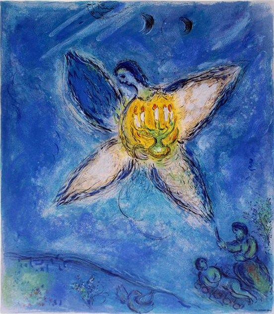 Chagall Angels Related Keywords & Suggestions - Chagall ... Chagall Crucifixion