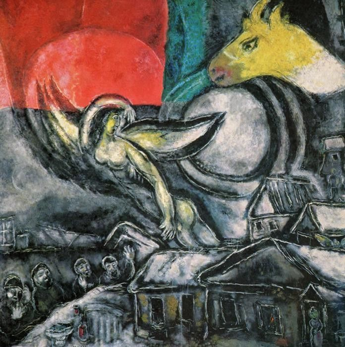 Marc Chagall Easter