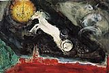 Marc Chagall Scene design for the Finale of the Ballet Aleko painting