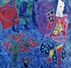 Marc Chagall The Magician painting
