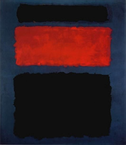 Mark Rothko Untitled 1960