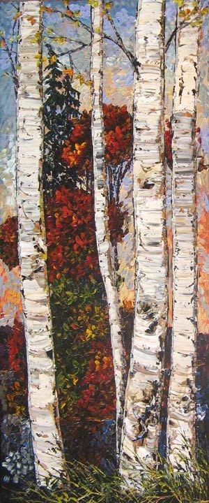 Maya Eventov Birch Canopy II