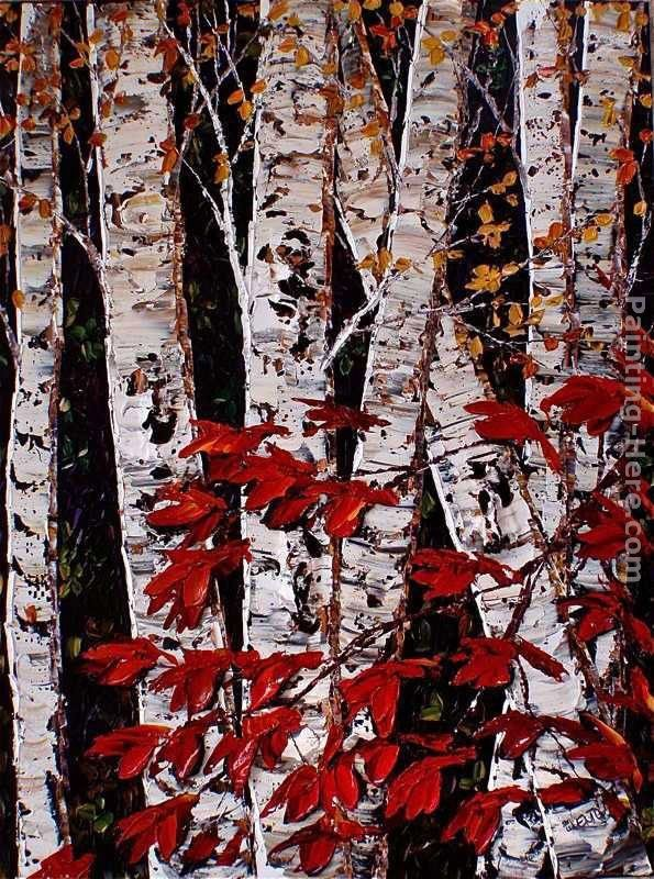 Maya Eventov Midnight Birch
