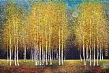 Melissa Graves-Brown Golden Grove painting