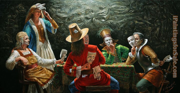 Michael Cheval Hypocrisy Assembly