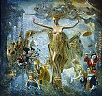 Michael Cheval Nature of Absurdity painting