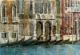 Michael Longo Canal Facades painting