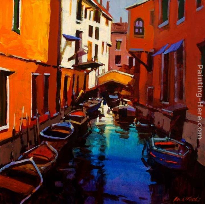 Michael O'Toole Venetian Colours