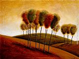 Mike Klung A New Morning I painting