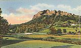 Norman Parkinson Grandad Bluff, La Crosse, Wisconsin painting