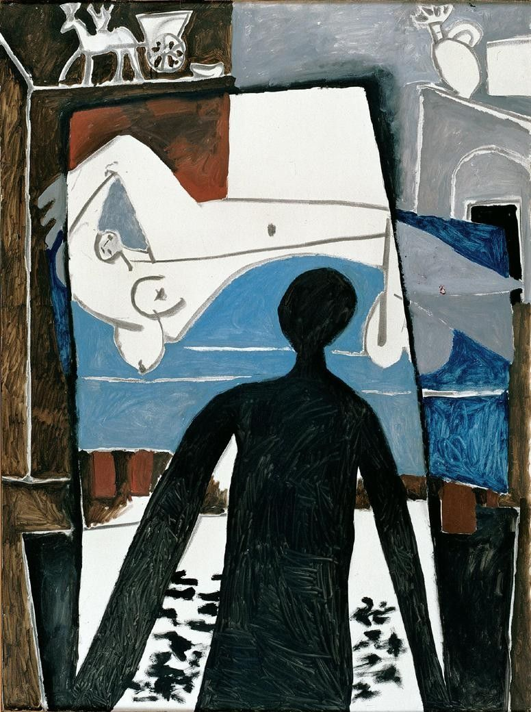 Pablo Picasso The Shadow