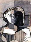 Pablo Picasso Marie Therese Walter painting