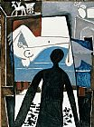 Pablo Picasso The Shadow painting