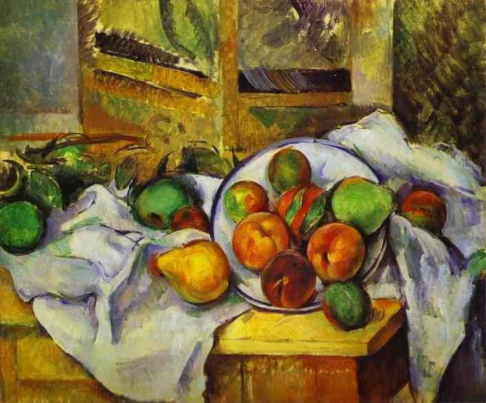 Paul Cezanne Table Corner