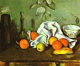 Paul Cezanne Still Life with Fruit painting