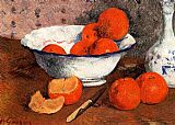 Paul Gauguin Still Life with Oranges painting
