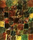 Paul Klee Cosmic composition painting