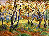 Paul Ranson Edge of the Forest painting