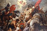 Peter Paul Rubens The Conversion of St. Paul painting