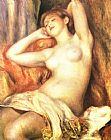 Pierre Auguste Renoir Sleeping Bather painting
